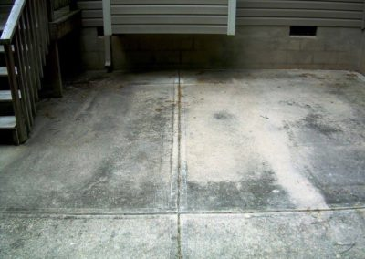 Driveway 2 Before