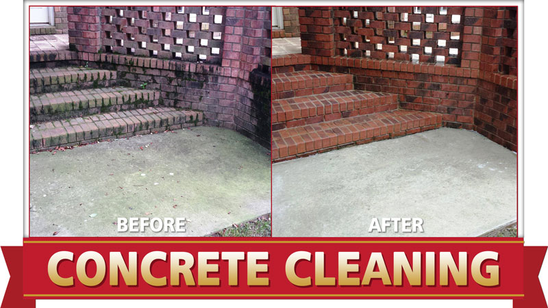 A Clean Driveway & Patio Can Welcome Guests