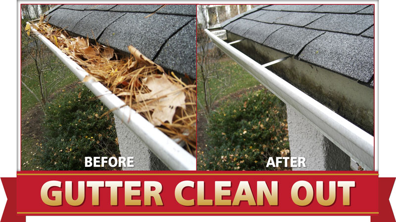 Dirty Gutters Can Cause Many Problems