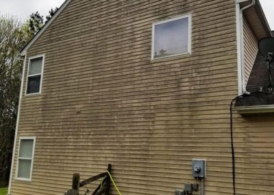 Camelot Pressure Washing House Wash in Charlotte, NC